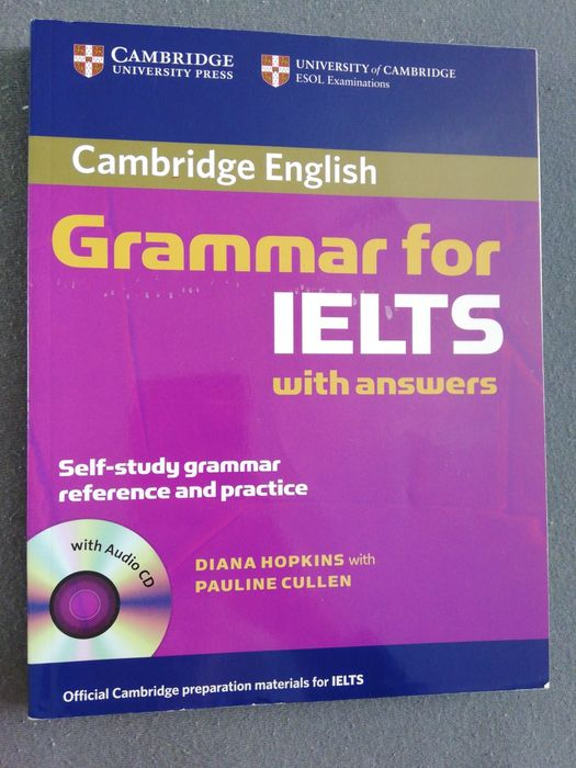 Grammar for IELTS with answers Kraków - image 1