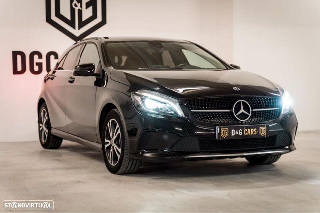 Mercedes-Benz A 180 d Fleet Pack Style Aut.