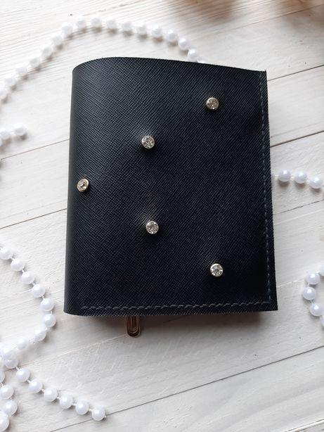 Женский кошелёк из натуральной кожи
