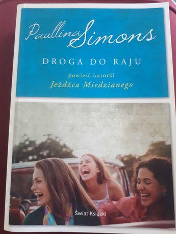 Książka,  Droga do raju
