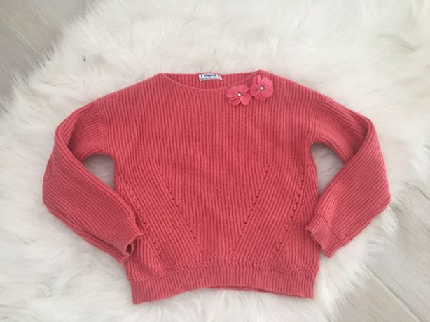 Sweterek Mayoral mało używany r110 wypada jak 104