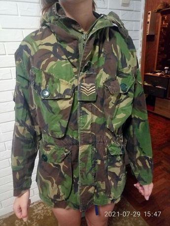 Парка, куртка Британской армии DPM оригинал
