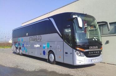 Bilety autobusowe na trasie Katowice - Berlin