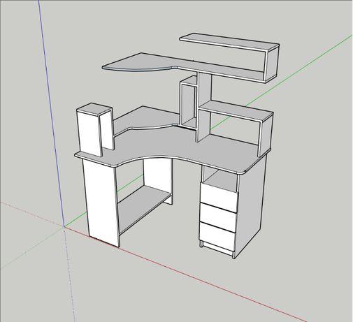 Создание лёгких 3D-моделей