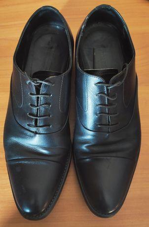 Туфли черные J. Holbens