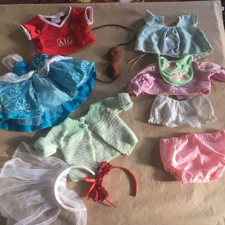 Одежда для пупса куклы Baby Born .На большого пупса