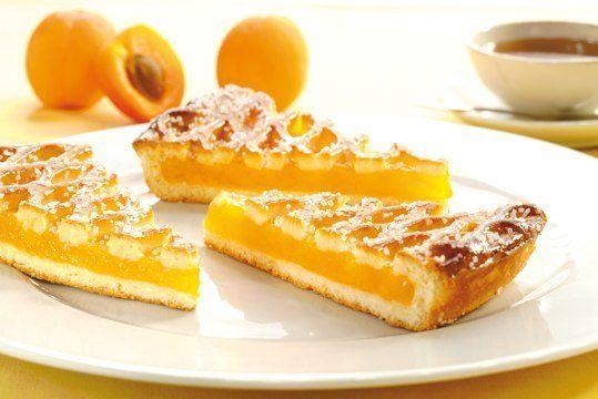 Фруктовая начинка со вкусами лимона, ванили, абрикоса,