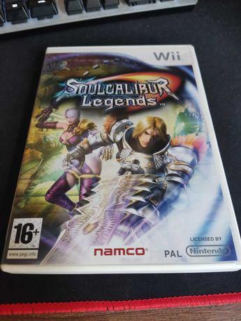 Soul Calibur Legends Wii używana