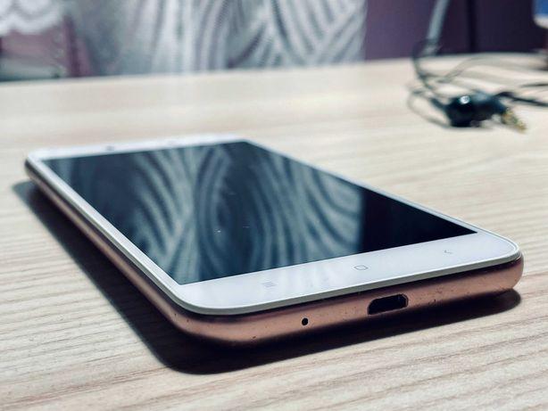 Xiaomi Redmi 5A różowy rose gold stan idealny