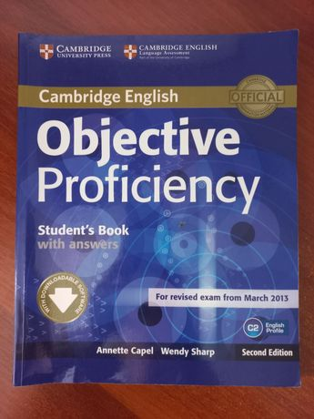 Objective proficiency student's book with answers