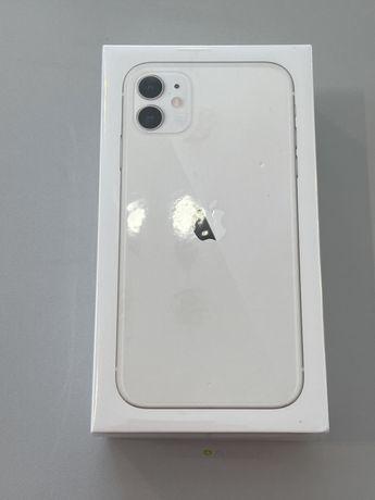 NOWY ZAFOLIOWANY iPhone 11 64GB WHITE nowe 24 m gwarancji
