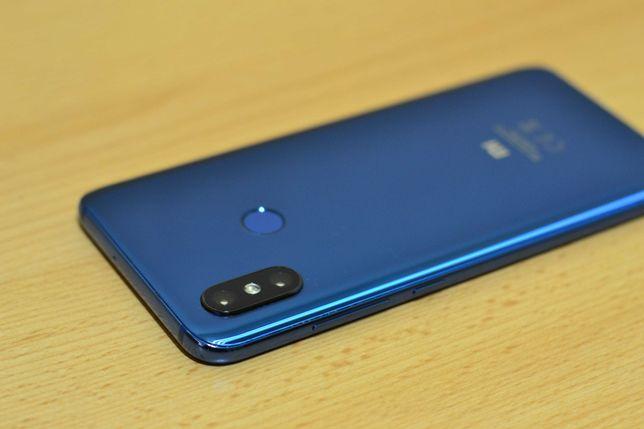 Смартфон Xiaomi Mi 8 6/128GB Blue Qualcomm Snapdragon 845