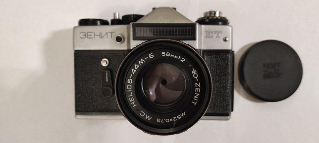 Зени́т-ЕТ зеркальный фотоаппарат