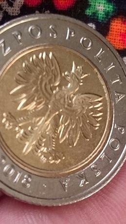 Destruk 5zł z 2018zł (moneta okolicznościowa)