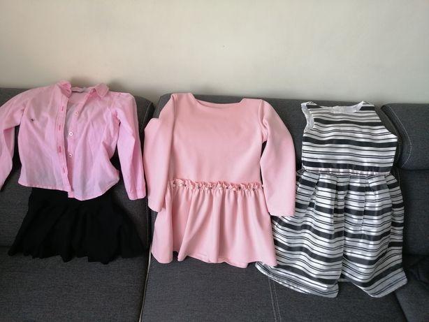 Sukienki  roz. 104