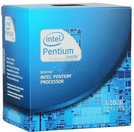 Processador Intel® Pentium® G2020 3M de cache, 2,90 GHz