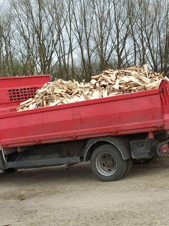 Tanie Suche drewno opałowe. Transport GRATIS