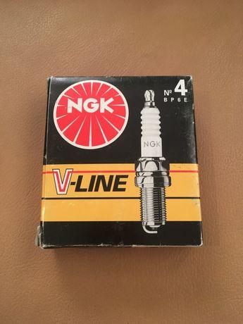 Свічки запалення NGK V-Line BP6E