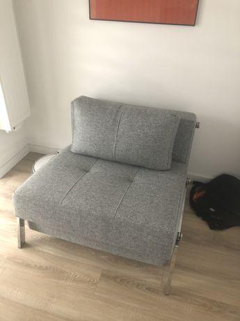 Fotel rozkladany designer innovative 90