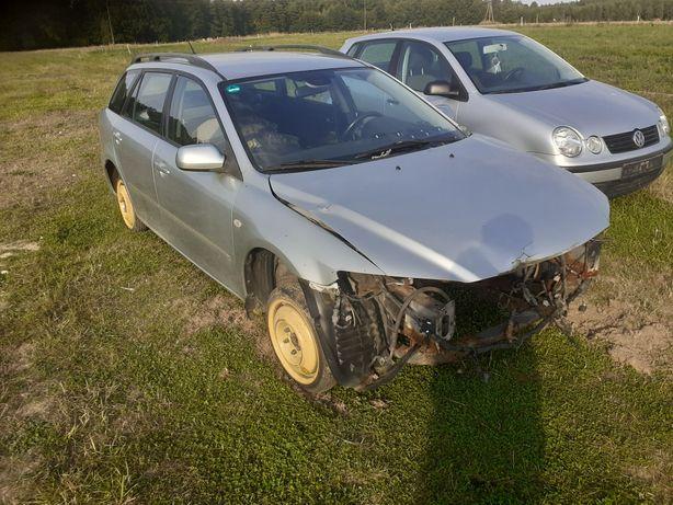 Mazda 6 na graty