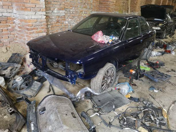 Audi A4 80 B3 під Проект Кузов стан ідеал Укр Документи
