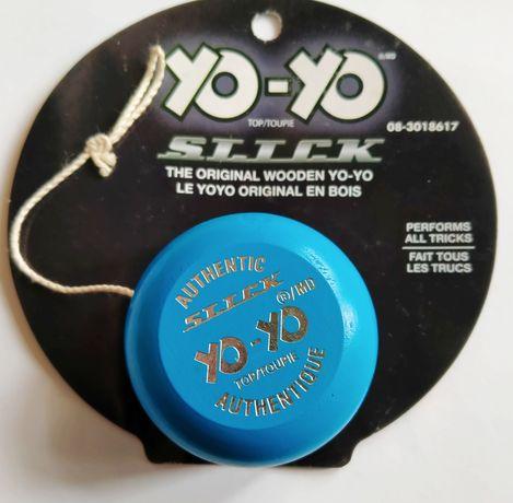 Йойо Yo-Yo деревянный Original