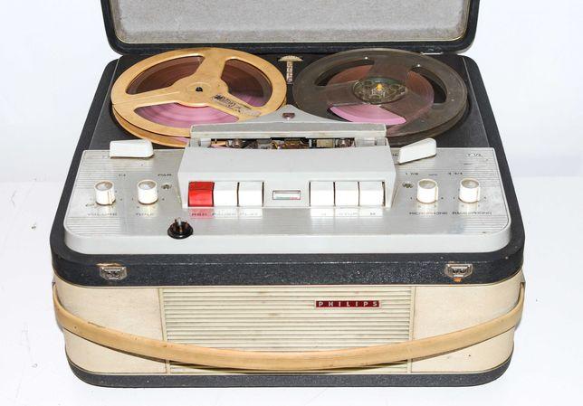 Magnetofon szpulowy Philips EL3549