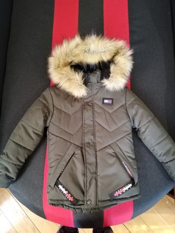 Куртка зимова,для хлопчика.