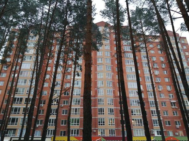 ЖК Алфавит. 2к с шикарным видом на лес.