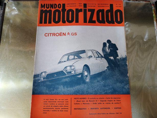 Revistas Mundo Motorizado