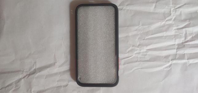 Capa preta iPhone XR Nova