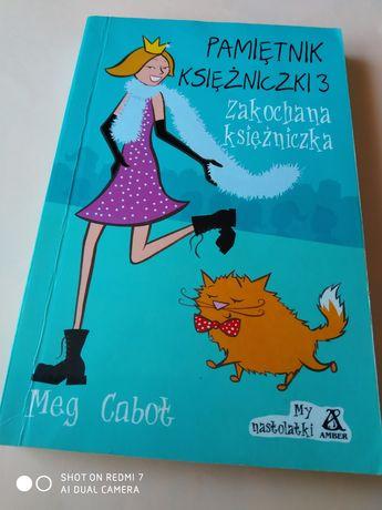 Pamiętnik księżniczki 3: Zakochana księżniczka Meg Cabot