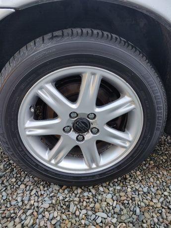 Felgi Volvo 5x108 Bridgestone Turanza