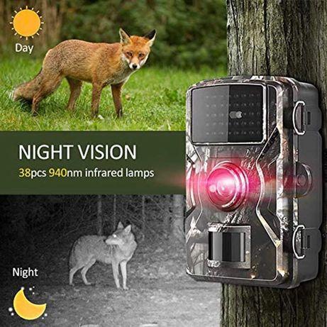 Мини камера Фотоловушка DL100 с ЕКРАНОМ міні камера sq11