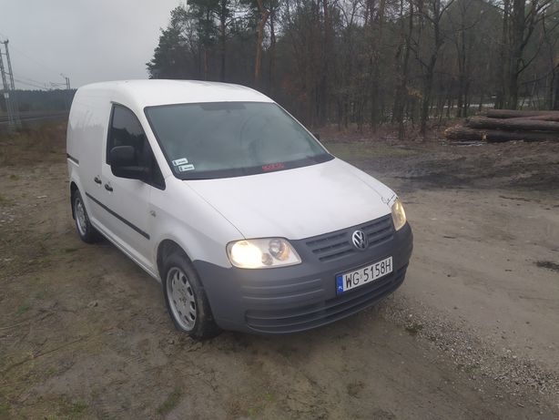 VW caddy*2007r***