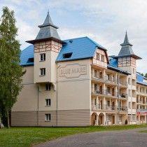 luksusowy apartament nad morzem w Łukęcinie