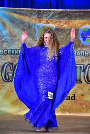 Восточный костюм Халиджи