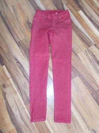 spodnie rurki 158