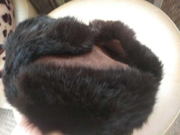 продам шапку с кролика