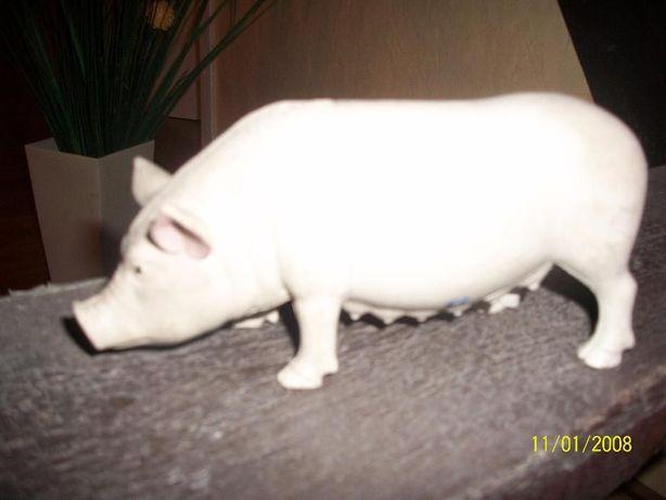 zabawka prosiak, świnka