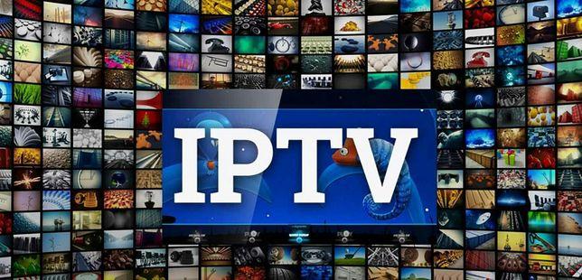 Налаштування IPTV телебачення