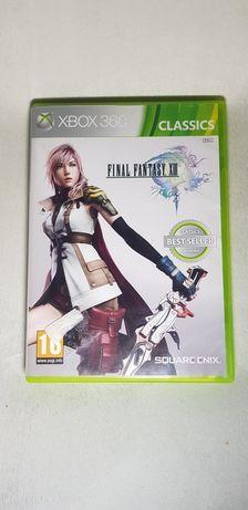 Final Fantasy Xlll na Xbox 360