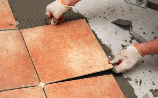 Плитка, кладка плитки, ремонт квартир