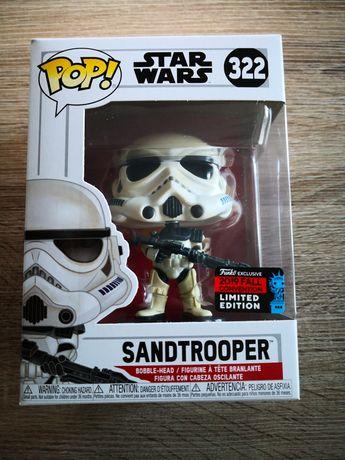 Funko Pop Sandtrooper Star Wars Gwiezdne Wojny