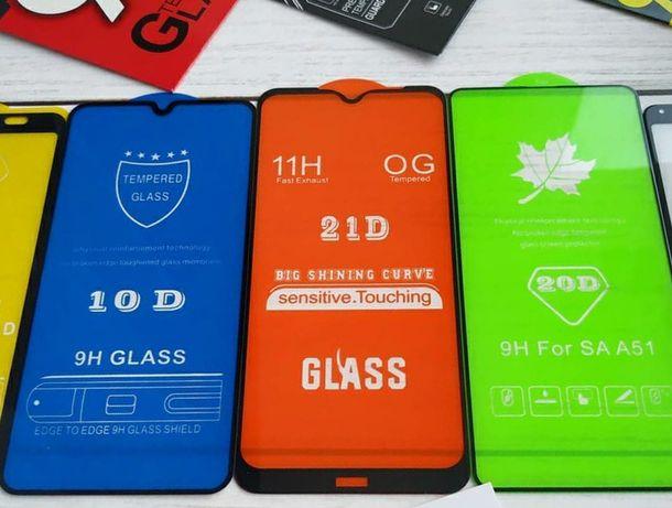 Стекло Xiaomi Mi Note Max Redmi 2 3 4x 5 Plus 6 7a 8t 9 10 Pro Lite S2