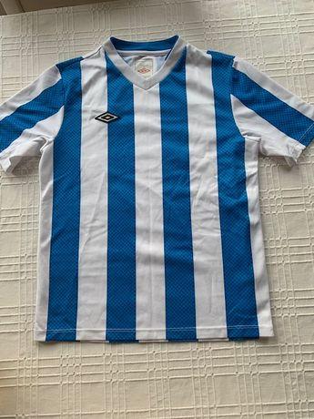 Koszulka Umbro (niebiesko-białe pasy)