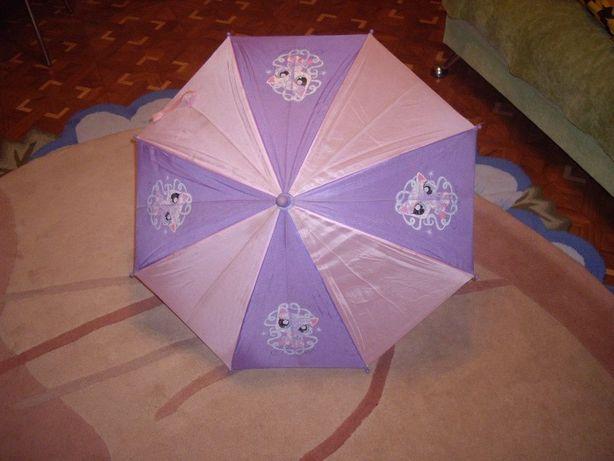 Продам детский зонтик в хорошем состоянии