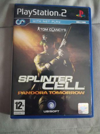 Splinter Cell - Pandora Tomorrow   Playstation 2 PS2