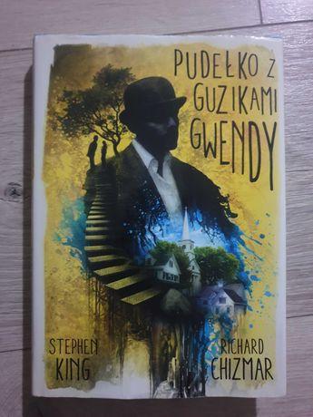 """Książka """"Pudełko z guzikami Gwendy"""""""