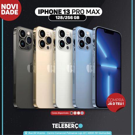 IPHONE 13 PRO MAX  NOVO